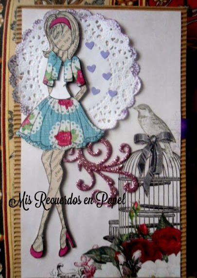 MIS RECUERDOS EN PAPEL: Mis lindas muñecas Prima Doll