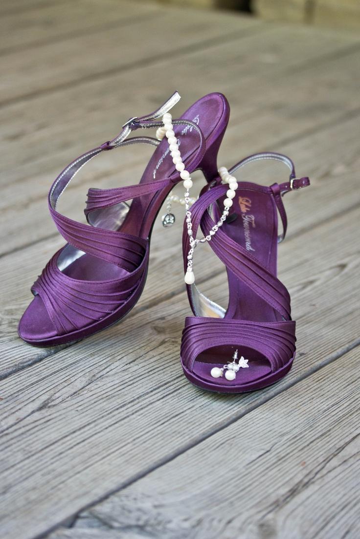 73 best Purple Shoes images on Pinterest Purple shoes Purple