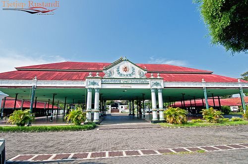 Kraton - Sultan palace - Yogyakarta
