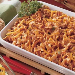 """Marzetti - strange, but I remember having this at school. They called it Johnny Marzetti which made no sense to me, but it was one of the """"ok"""" things to eat - I'm sure this version will be better!"""