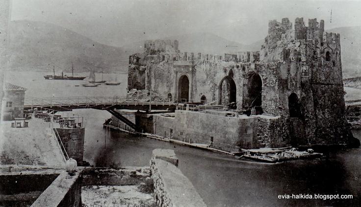 Halkida, old bridge #outdoorsgr