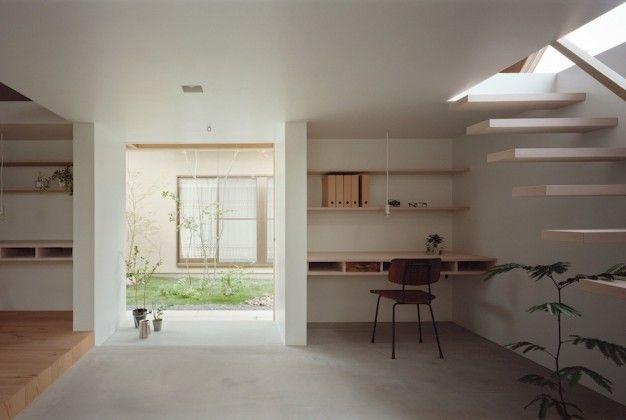 Koya No Sumika by mA-style architects | FUTU.PL