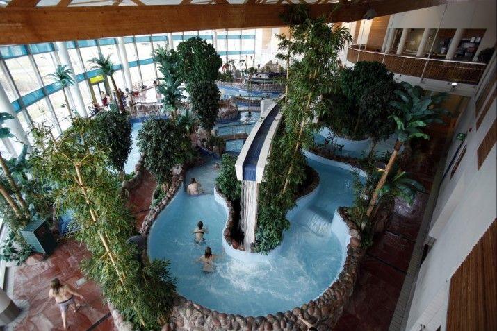Aqua Nova Äventyrsbad - Maserhallen