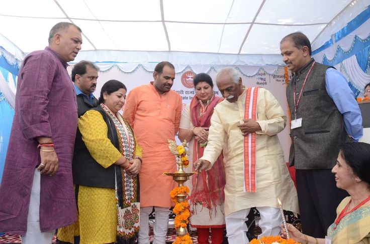Shri Bandaru Dattatreya ji, Hon'ble Minister of State (Independent Charge) for Labour & Employment, Govt. of India Launched 'Kahin Bhi-Kabhi Bhi' medical facilities for ESIC beneficiaries of Delhi and Inaugurated '06 bedded Day Care Unit' of ESI Dispensary, Sector-7, Dwarka.