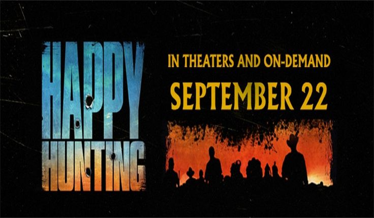 Happy Hunting,an action-packed horror thriller film, starring Martin Dingle Wall, Ken Lally, Kenny Wormald, and Connor Williams. #moviesukcom #happyhunting #happyhuntingtrailer #martindinglewall