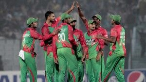 A sparkling unbeaten century from Mohammad Mahmudullah wasn't quite enough to carry Bangladesh to victory in a thrilling World Cup clash against undefeated New ...
