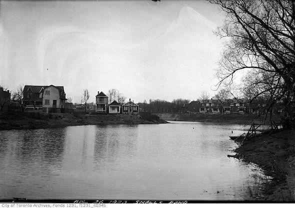 toronto smalls pond