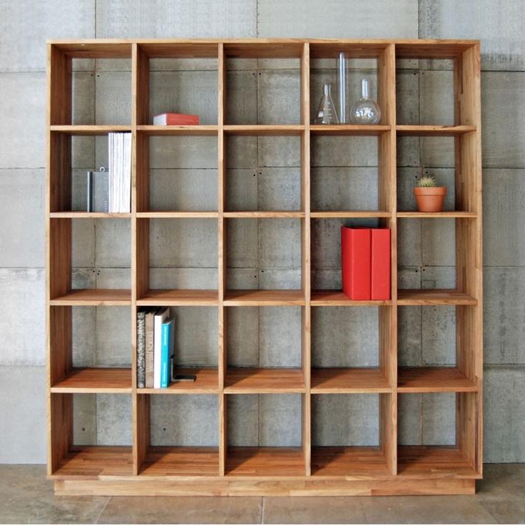 MASHstudios LAXseries 5x5 BookcaseLaxseri 5X5, Studios Lax, 5X5 Bookcases, Living Room, Mashstudio, Furniture, Mashed Studios, Lax Bookcas, Room Dividers