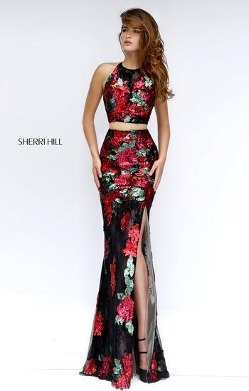 Sherri Hill 50249