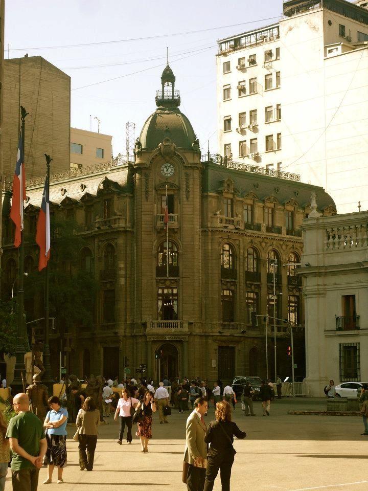 Intendencia de Santiago en Santiago de Chile, Metropolitana de Santiago de Chile