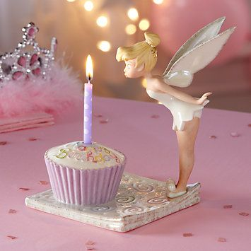 Disney's Tink's Birthday Wish Figurine by Lenox