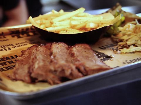 American BBQ in England : Grillstock BBQ Smokehouse brings the taste of America to the U.K.
