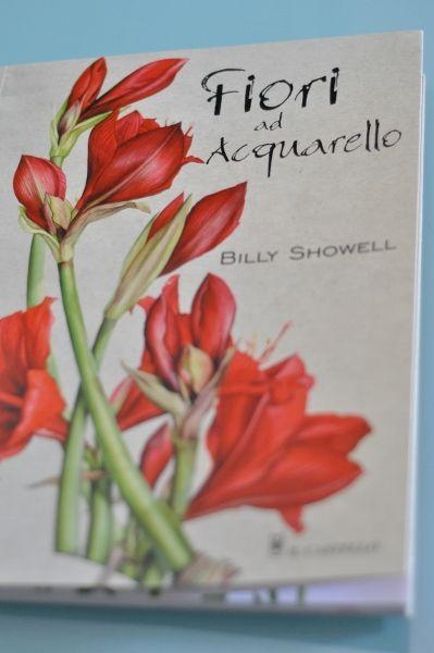 Королева-мать. - Книга про то, как рисовать цветы акварелью