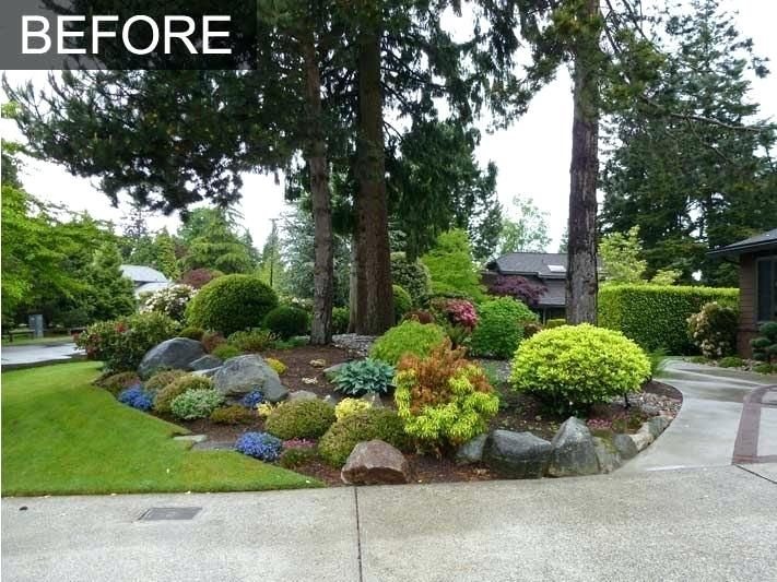 No Maintenance Front Yard Landscaping Front Yard Low Maintenance Garden Ideas Low Maintenanc Yard Landscaping Backyard Garden Landscape Landscaping Around Pool