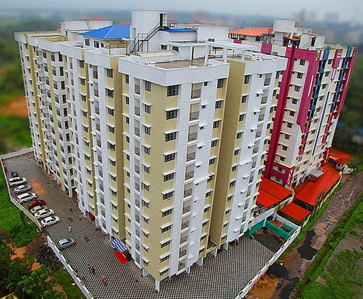Jewel Richmond is the new ready to occupy luxury apartment project from Jewel Homes. Located in Rajagiri Valley, Kakkanad, it shares close proximity with the proposed Smart City, Infopark, Civil Station, Rajagiri Business School & Management College and Rajagiri's Christu Jayanti School.