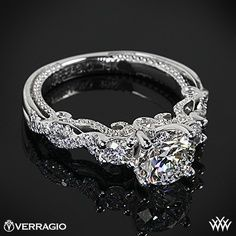 engagement ring | Verragio