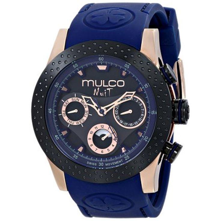 Mulco Women's MW51962445 'Nuit Mia' Chronograph Watch