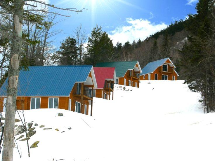 Bullard Villégiature du Mont Adstock - location de chalets