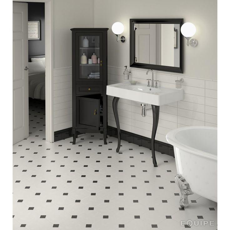 Klassiskt klinker i viktoriansk stil, perfekt för exempelvis kök eller badrum. Fraktfritt hos stonefactory.se