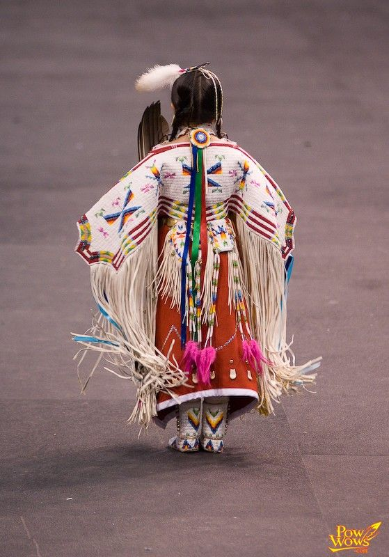 Buckskin – 2008 Manito Ahbee | Jingle dress | Native ...