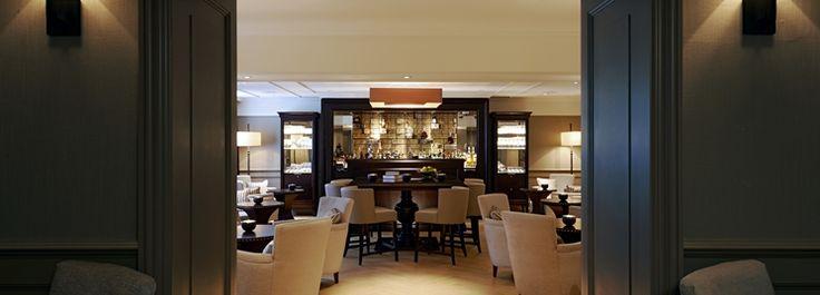 Waldorf Astoria Amsterdam Hotel, Netherlands - Vault Bar