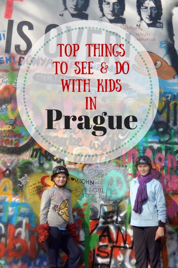 Prague with kids. This is a fantastic city to take children to, read our article for plenty of inspiration.