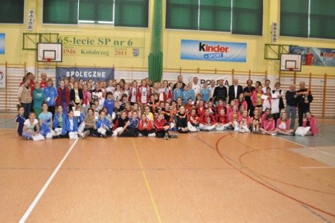 Mini Volleyball Tournament for Girls in Kolobrzeg | Link to Poland