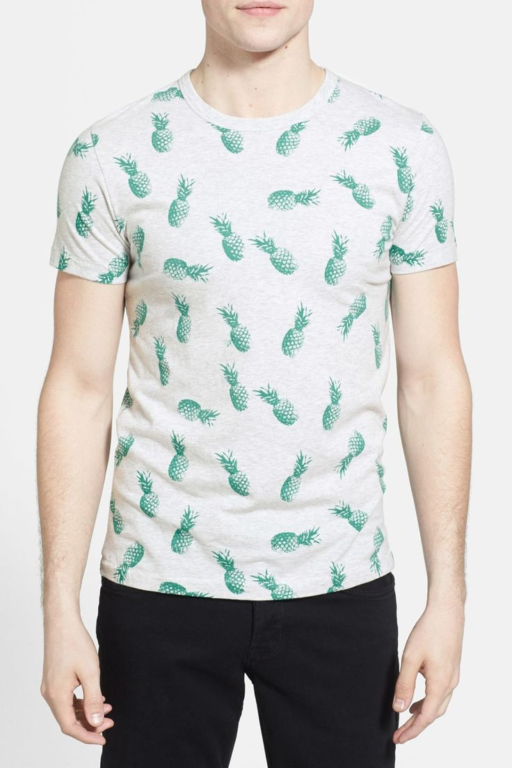 French Connection | French Connection 'Pina' Slim Fit Crewneck T-Shirt | Nordstrom Rack