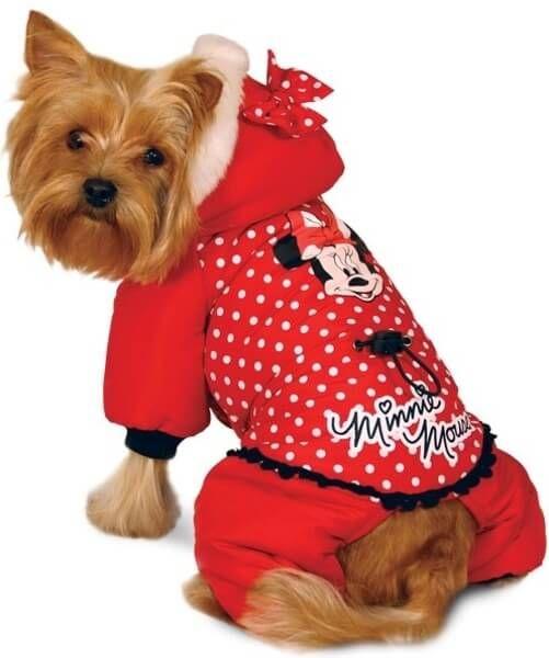 Комбинезон Triol Disney Minnie зимний для собак в интернет магазине ZooVenta.ru