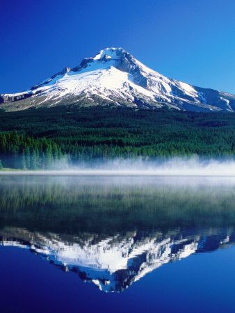 Nature's Whimsy - Mt.Hood, Oregon #expediawanderlust Been there! Many times.
