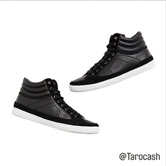Shoes from @TAROCASH at @Westfield New Zealand  #sportsluxe