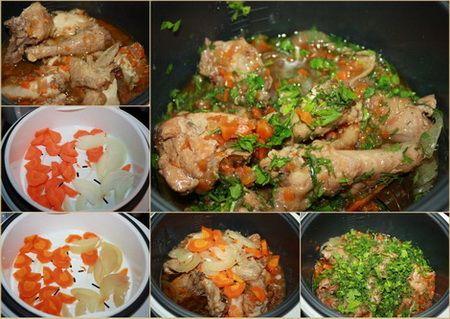 Курица в мультиварке - лучшие рецепты. Как правильно приготовить курицу в мультиварке.