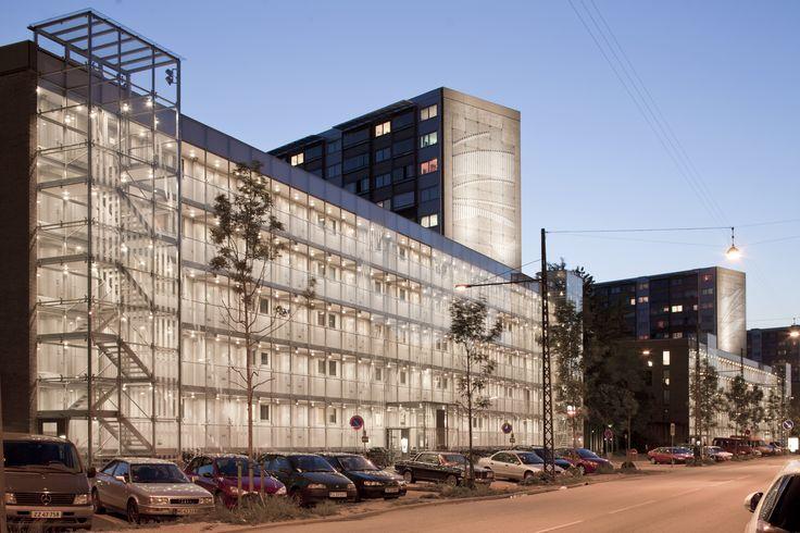 AKB Lundtoftegade, København. Renovering og modernisering af Pålsson Arkitekter.