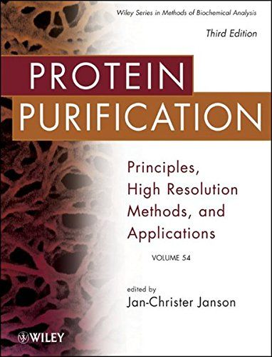 Protein Purification: Principles, High Resolution Methods, and Applications:   The authoritative guide on protein purification—now completely updated and revised/b/p Since the Second Edition of Protein Purification/i was published in 1998, the sequencing of the human genome and other developments in bioscience have dramatically changed the landscape of protein research. This new edition addresses these developments, featuring a wealth of new topics and several chapters rewritten from s...