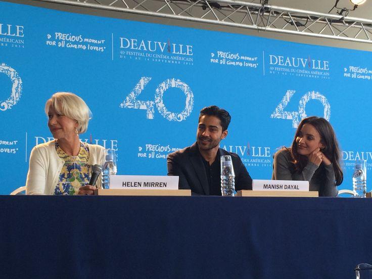 Festival du cinéma américain de Deauville 2014 – Jour 2