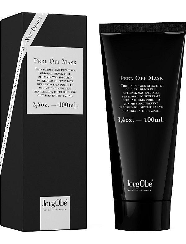 JORGOBE SKIN CARE - Black Peel Off Mask 100ml