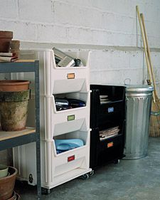 17 best ideas about recycling center on pinterest for Recycling organization ideas