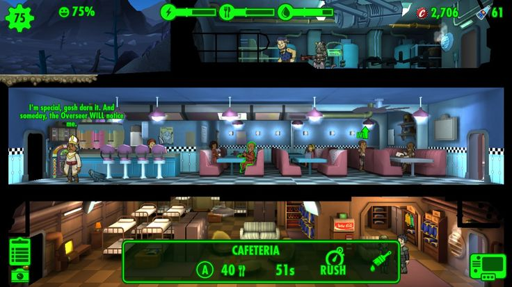 Game Review - Fallout Shelter (Steam Version)