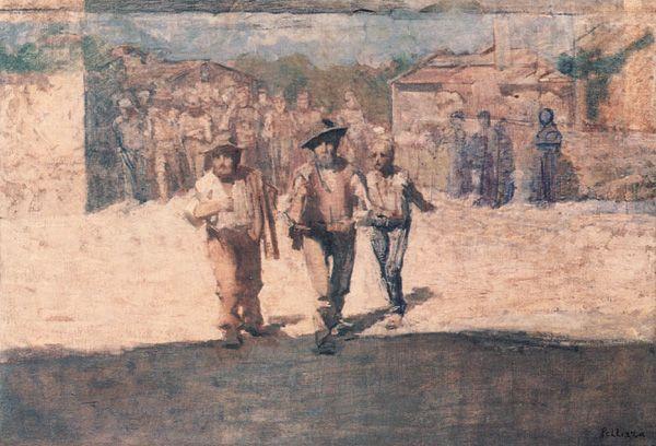 Ambasciatori-della-fame- versione1892 coll. privata  (un'altra versione 1895)