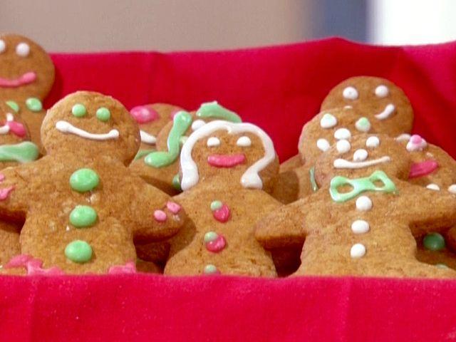 Paula deen recipe for gingerbread cookies