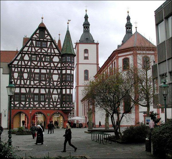 Fulda! Another pretty German City