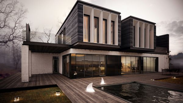 Just my weekend house.: Houses, Architecture Lovers, Modern Architecture, Weekend House, Koko Architects, Architecture Photography, Ko Ko Architects, Design, Architects Locations