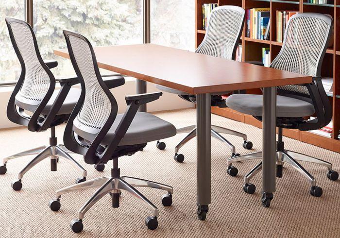 Knoll Regeneration Bureaustoel Met Afbeeldingen Bureaustoel