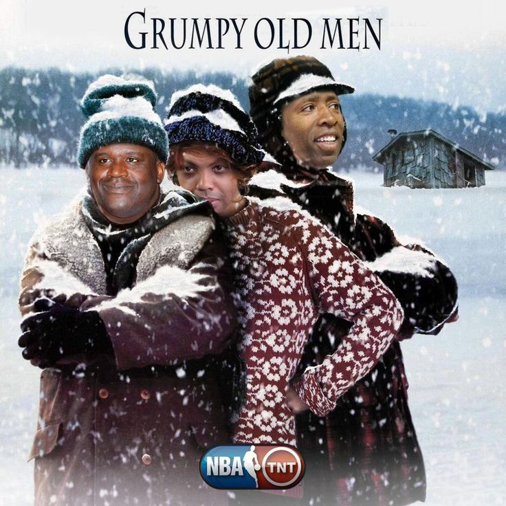 Grumpy old men cast : Close range trailer reaction