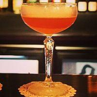 Head down to Sydney's latest bar, the Ramblin' Rascal Tavern for the Tombstone cocktail. Good times! http://www.gourmantic.com/2014/04/09/ramblin-rascal-tavern-sydney/