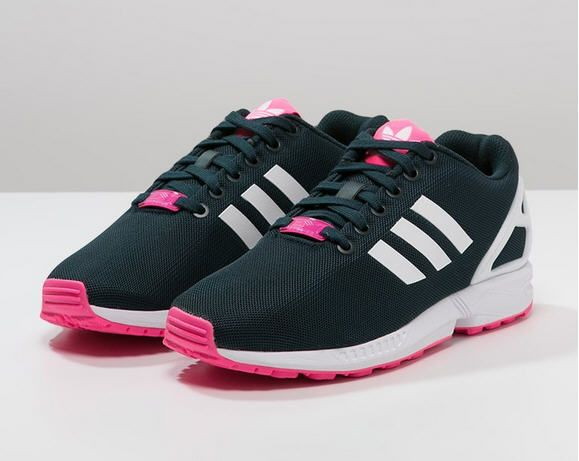 Adidas Flux Grey And Pink