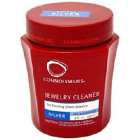Connoisseurs Revitalizing Silver Jewelry Cleaner - Walmart.com