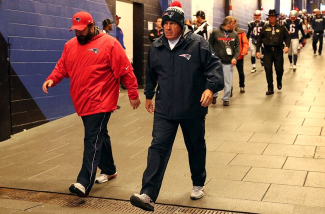 Matt Patricia, Bill Belichick's Right-Hand Man on D | The MMQB with Peter King