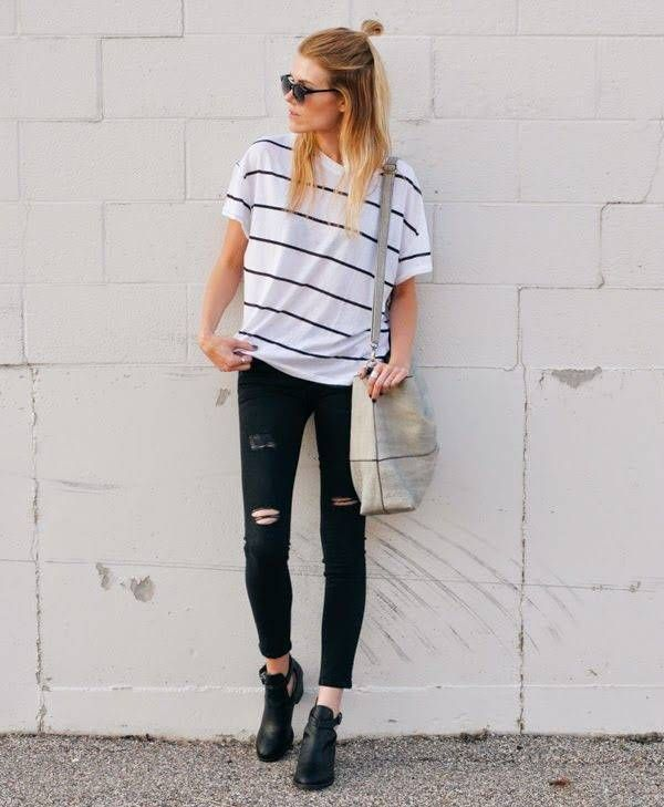 street-style-stripes-shirt-casual-boots