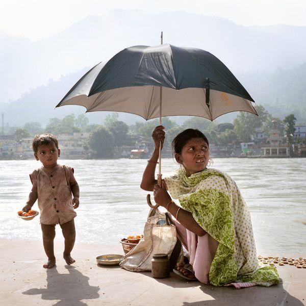 The Ganges by Dillon Marsh, via Behance